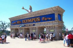 Boy Dies at Mt. Olympus Water and Theme Park After Falling From Water Slide