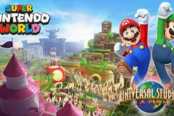 """First details announced for """"Super Nintendo World"""" coming to Universal Japan!"""