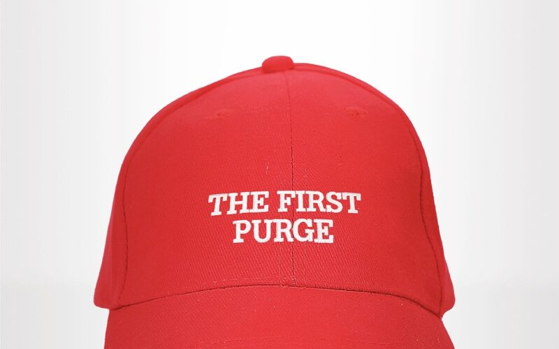 First poster and trailer for latest Purge film is making movies great again