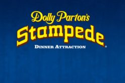 Dolly takes the Dixie out of  dinner show Stampede