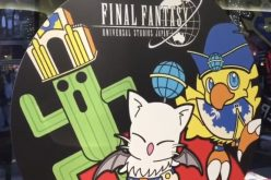 Final Fantasy Coaster debuts at Universal Cool Japan
