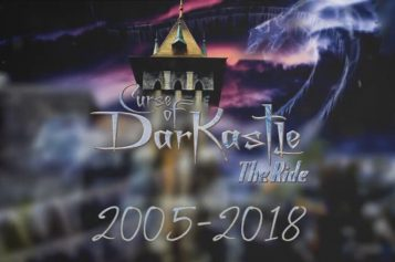 Busch Gardens Williamsburg closes Curse of DarKastle