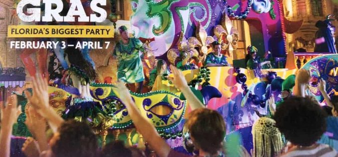 Universal Orlando's Mardi Gras rolls out first artists for 2018
