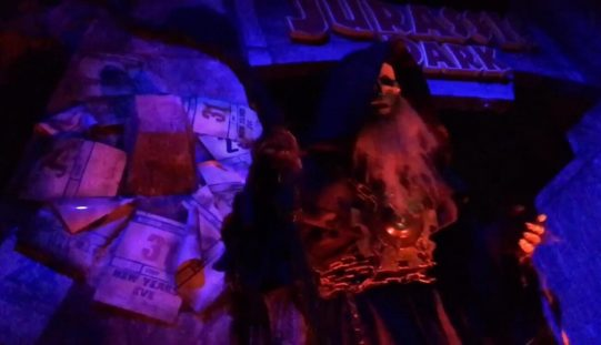 Flashback: A look back at Halloween Horror Nights in Singapore