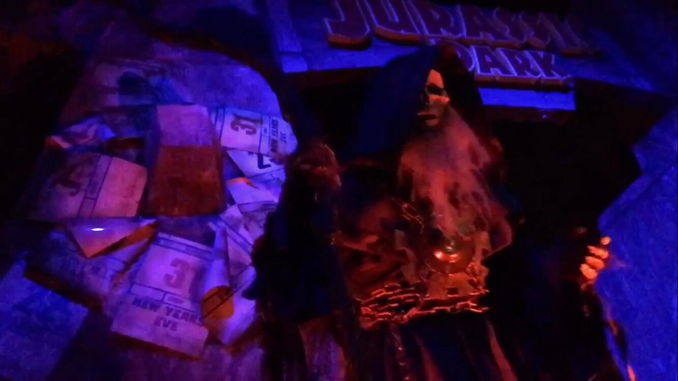 Behind The Thrills Flashback A Look Back At Halloween Horror Nights In Singapore