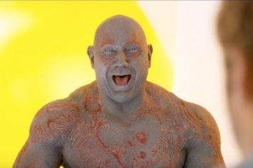 Dave Bautista teams up with Hasbro to bring $1 million dollars in toys to Give Kids The World