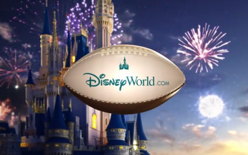 Watch the Super Bowl Parade from Walt Disney World today!