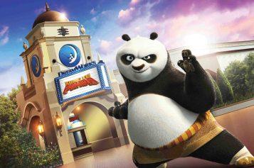 Skadoosh! New details for Universal Hollywood's Kung Fu Panda!