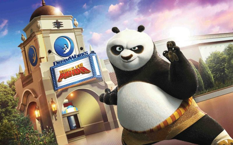 Skadoosh! New details for Universal Hollywood's Kung Fu Panda!