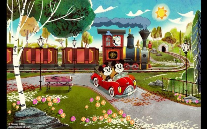 D23 Japan: Mickey and Minnie's Runaway Railway to open at Disney Hollywood Studios in 2019