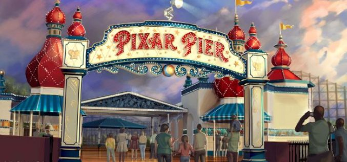 D23 Japan: Pixar Pier opens June 23rd, plus new Paint the Night Float at Disney's California Adventure