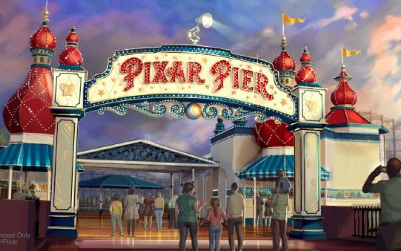 D23 Japan: Pixar Pier opens June 23rd, plus new Paint the Night Float at Disney's California Adventure