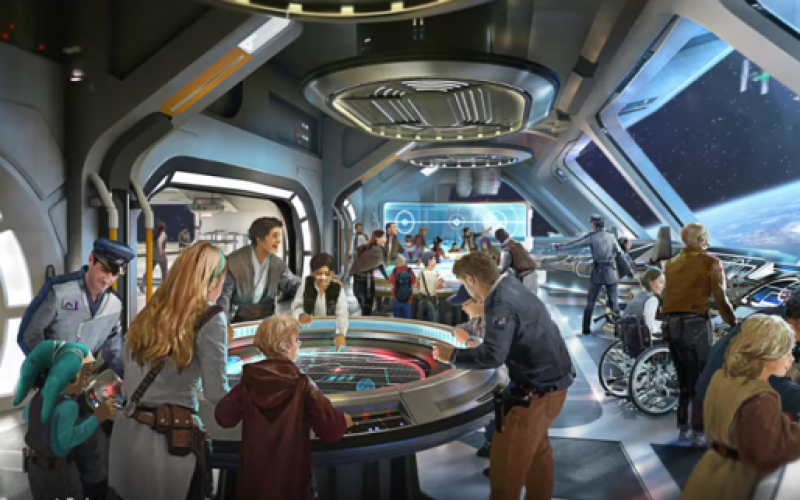 """D23 Japan: Star Wars Hotel to be """"seamlessly connected"""" with Galaxy's Edge at Hollywood Studios"""