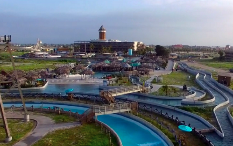 Behind the Thrills | Get a birds eye view of Schlitterbahn ...
