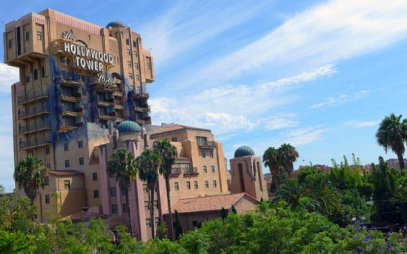 Behind The Thrills Tower Of Terror Checks Out Of Disney